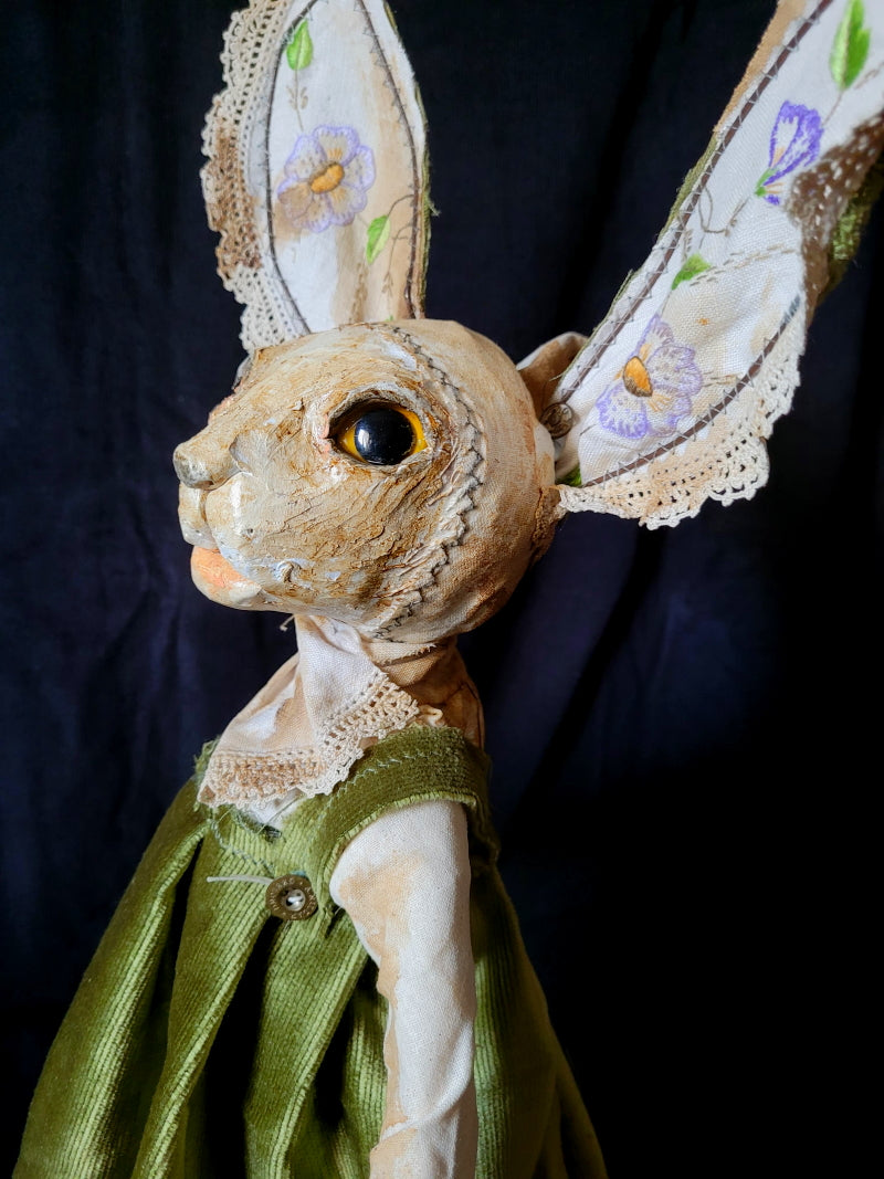 ISERE Rabbit Sculpture