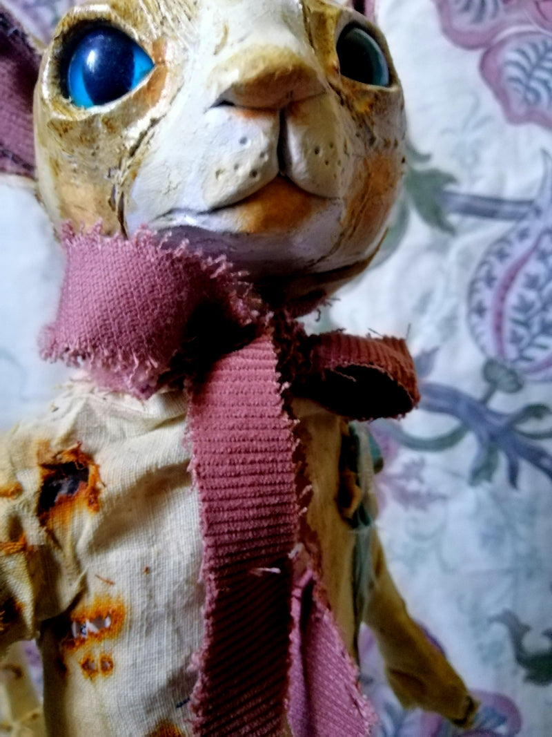 JUNIBET Kitten Sculpture