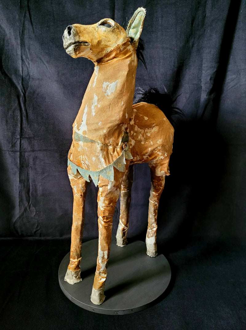 KYFFIN Horse Sculpture