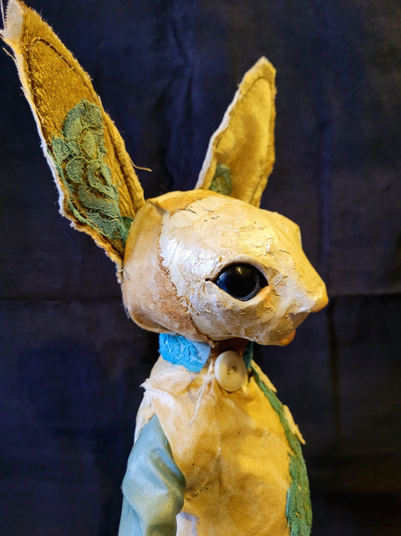 OITIR Rabbit Sculpture