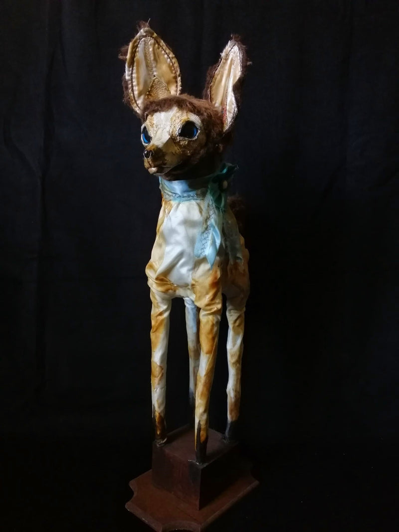 SVANTE Deer Sculpture