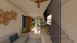 2 Bedroom Elena Townhouse Kuruva Tulum For Sale