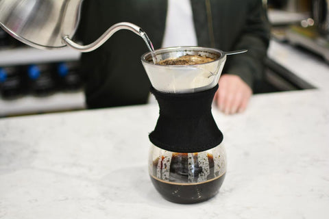 grosche austin pour over coffee maker