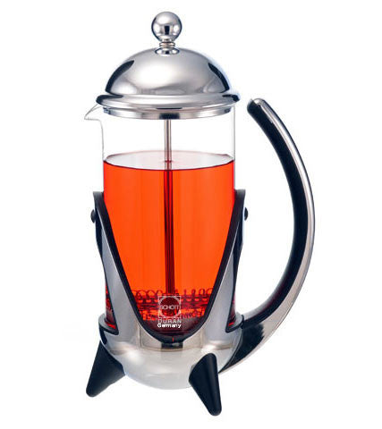 French Press: Grosche Voyager 1000Ml 34 Fl. Oz/8 Cup - Package Of 2 - French Press