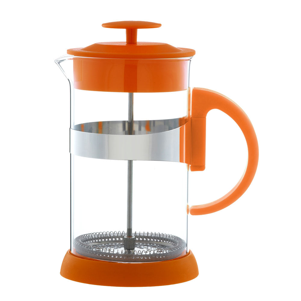 French Press: ZURICH Orange | 1000 ml | Pack of 4