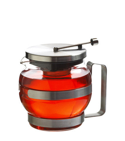 Infuser Teapot: Grosche Budapest - 1000Ml/32 Fl. Oz/8 Cup - Package Of 2 - Teapot