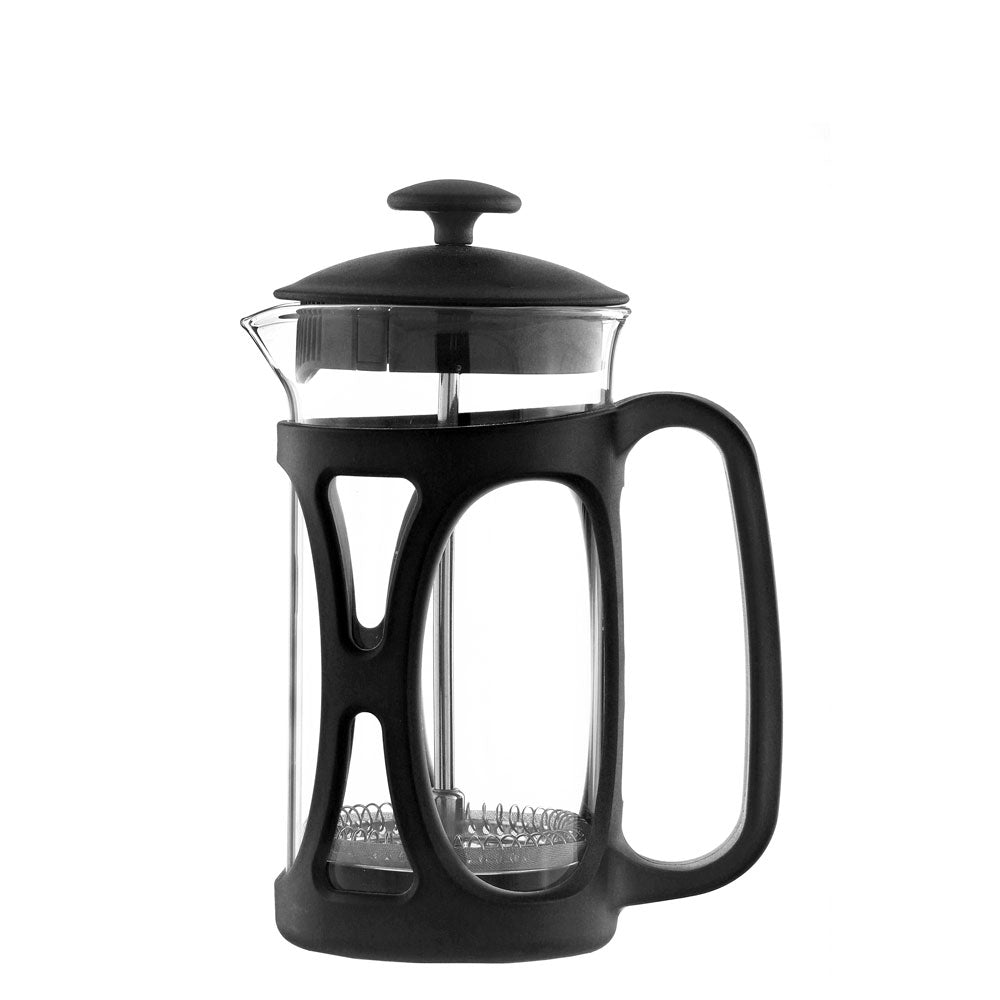 French Press: BASEL Black | 350 ml | Pack of 4