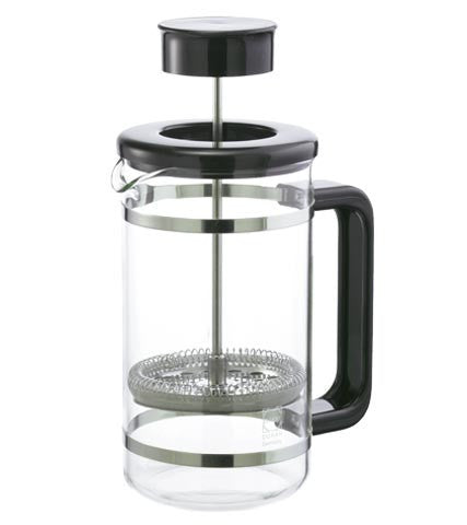 French Press: Grosche Brenton 8 Cup/1000Ml/34 Fl. Oz With Removable Insulated Jacket - Package Of 2 - French Press