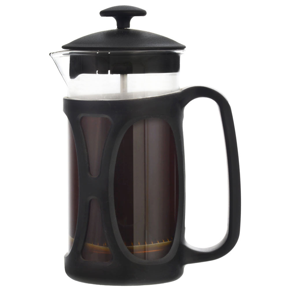 GROSCHE BASEL Small French Press | Black 350ml