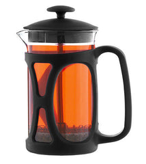 French Press: BASEL Black | 800 ml | Pack of 4