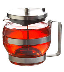 Infuser Teapot: GROSCHE Budapest - 1000ml/32 fl. oz/8 cup - Package of 2