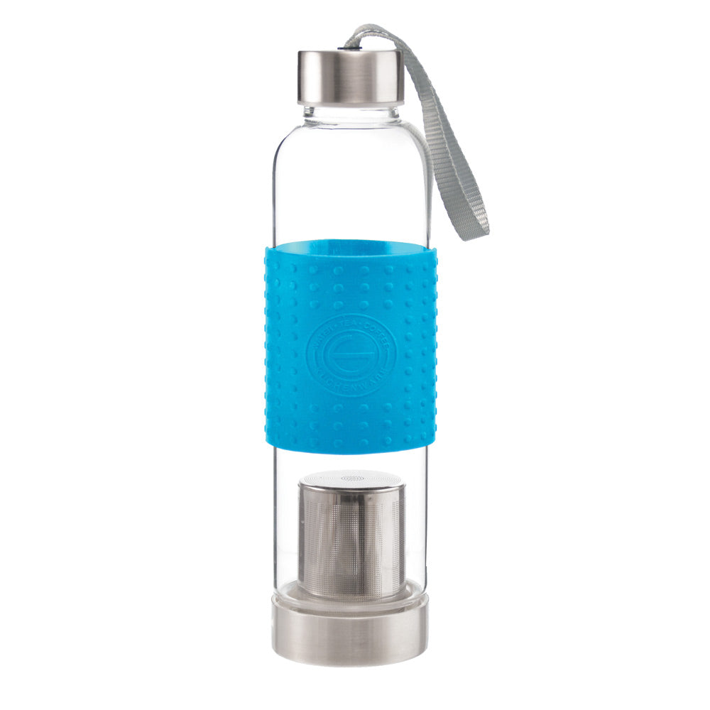 Fruit & Tea Infuser: Grosche Marino - Blue 550Ml/18.6 Fl. Oz - Package Of 4 - Water Infuser