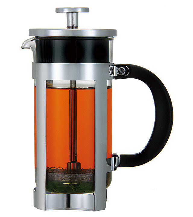 French Press: Boston - 350Ml/11.8 Fl. Oz/3 Cup - Package Of 4 - French Press