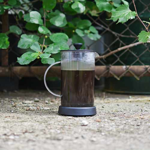 French Press: Grosche Brooklyn - 1000Ml 34 Fl. Oz 8 Cup With Tritan Plastic Beaker - Package Of 4 - French Press