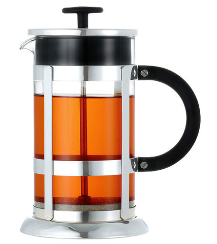 French Press: Chrome - 1000ml/34 fl. oz/8 cup - Package of 2