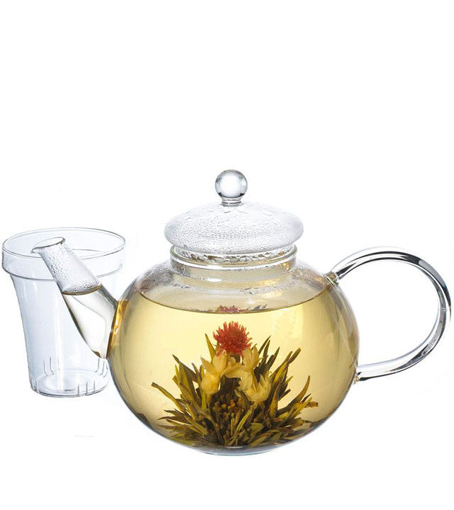 Infuser Teapot: Grosche Monaco - 1250Ml/42 Fl. Oz - Package Of 2 - Teapot