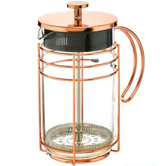 French Press: Rose Gold Madrid - 1000ml/34 fl. oz - Package of 4