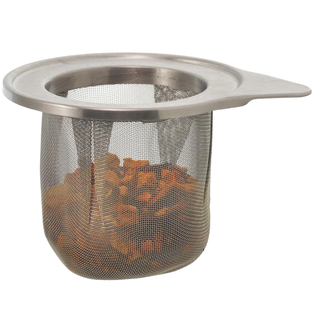 Tea Infuser: Grosche Laval - Laser Cut & Stainless Steel Mesh Infuser - Package Of 4 - Accessory