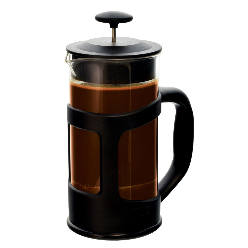 French Press: Grosche Terra - 1000Ml 34 Fl. Oz 8 Cup Eco-Friendly 75% Recycled Plastic - Package Of 4 - French Press