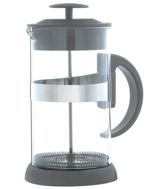 French Press: Zurich Grey | 1000 Ml | Pack Of 4 - French Press