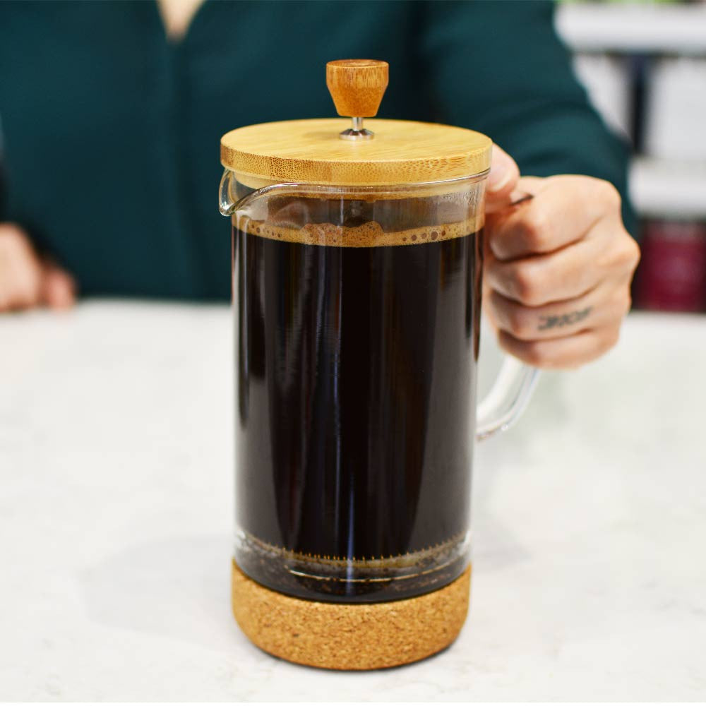 French Press: Grosche Melbourne - 1000Ml/34 Fl. Oz/8 Cup - Package Of 2 - French Press