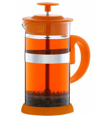 French Press: ZURICH Orange | 350 ml | Pack of 4