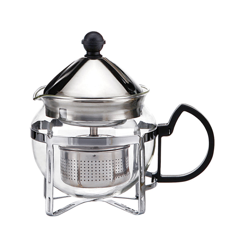 Infuser Teapot: Grosche Preston - 600Ml/20.3 Fl. Oz - Package Of 2 - Teapot
