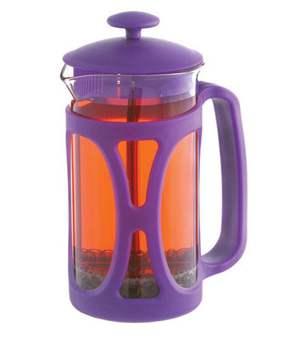 French Press: Basel Purple | 350 Ml | Pack Of 4 - French Press