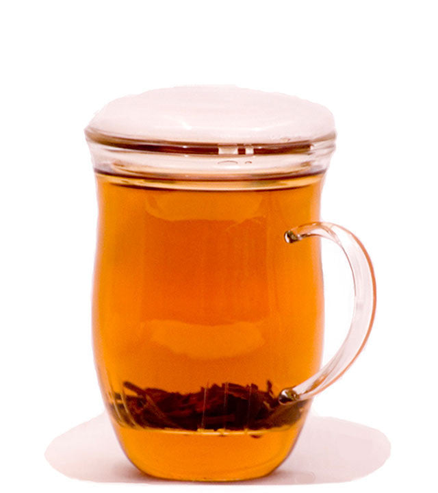 Infuser Tea Mug: Surrey - 270ml/9.1 fl. oz - Package of 4