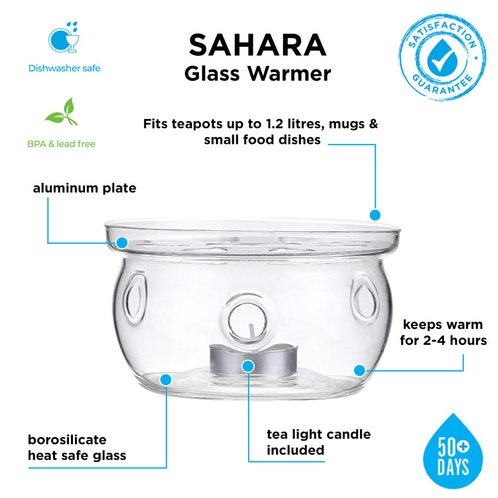 Teapot Warmer: Sahara - Package of 4