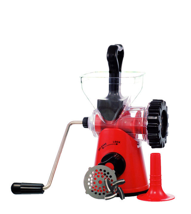 Food Processor: Zweissen Meat Grinder - Package Of 4