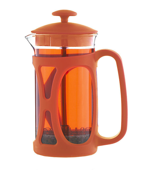 French Press: Basel Orange | 350 Ml | Pack Of 4 - French Press