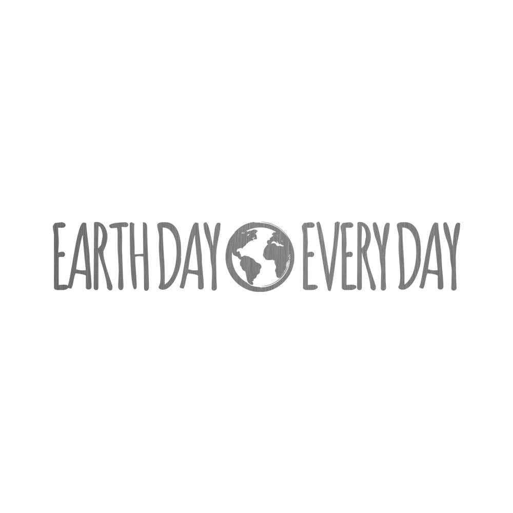 CHICAGO STEEL 16 fl. oz - Earth Day Every Day (Custom Laser Etched)