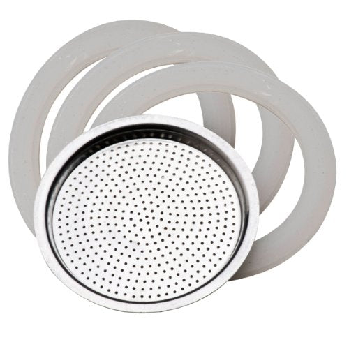 Parts & Accessories: Pedrini Replacement Gasket & Filter - Available In 3 Sizes Package Of 1 - Espresso Coffee Maker