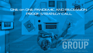 1 ON 1 PANDEMIC & RECESSION PROOF STRATEGY CALL