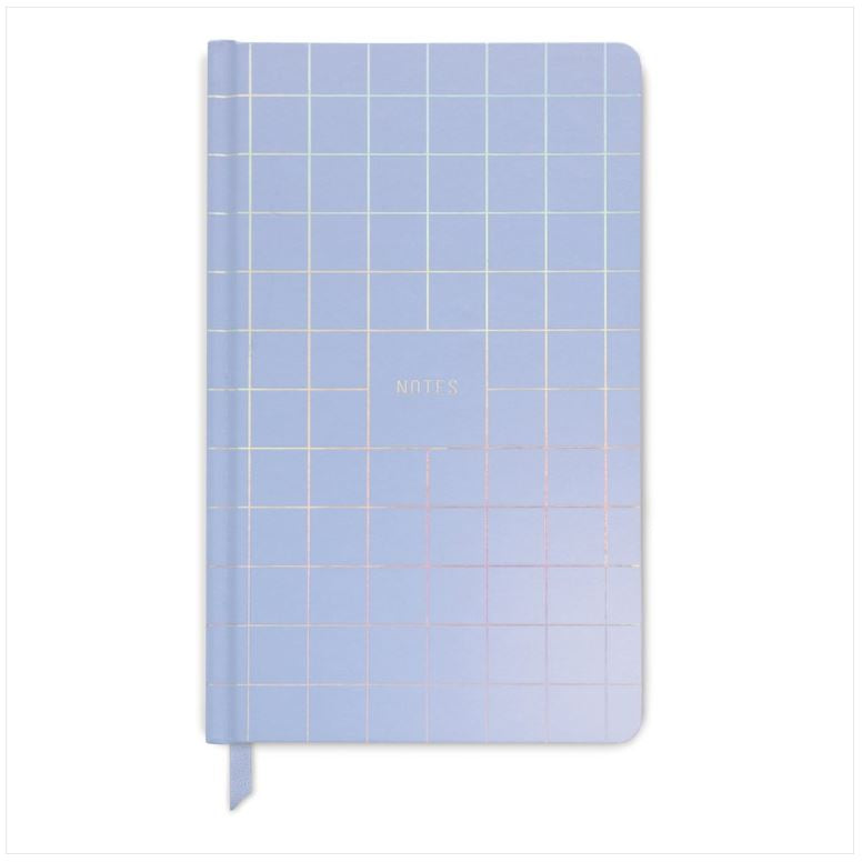 Planner Clásico Mediano - IRIDESCENT GRID NOTES