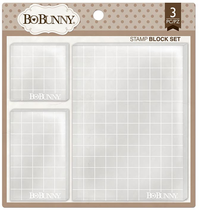 Bb Stamp Block Set
