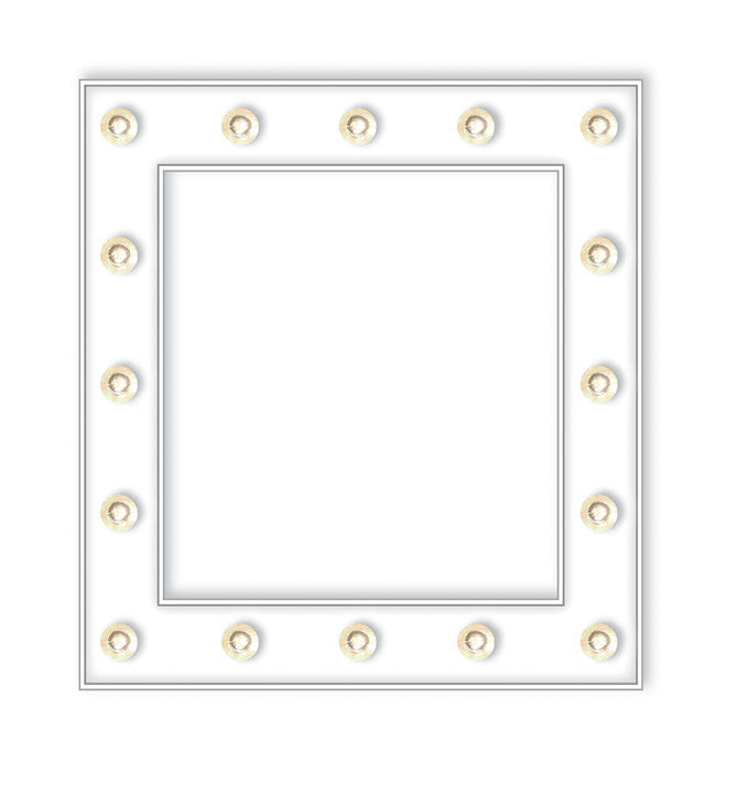 HS Marquee Love Wht Frame