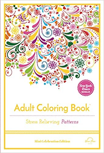 Libro para pintar Stress Relieving Patterns