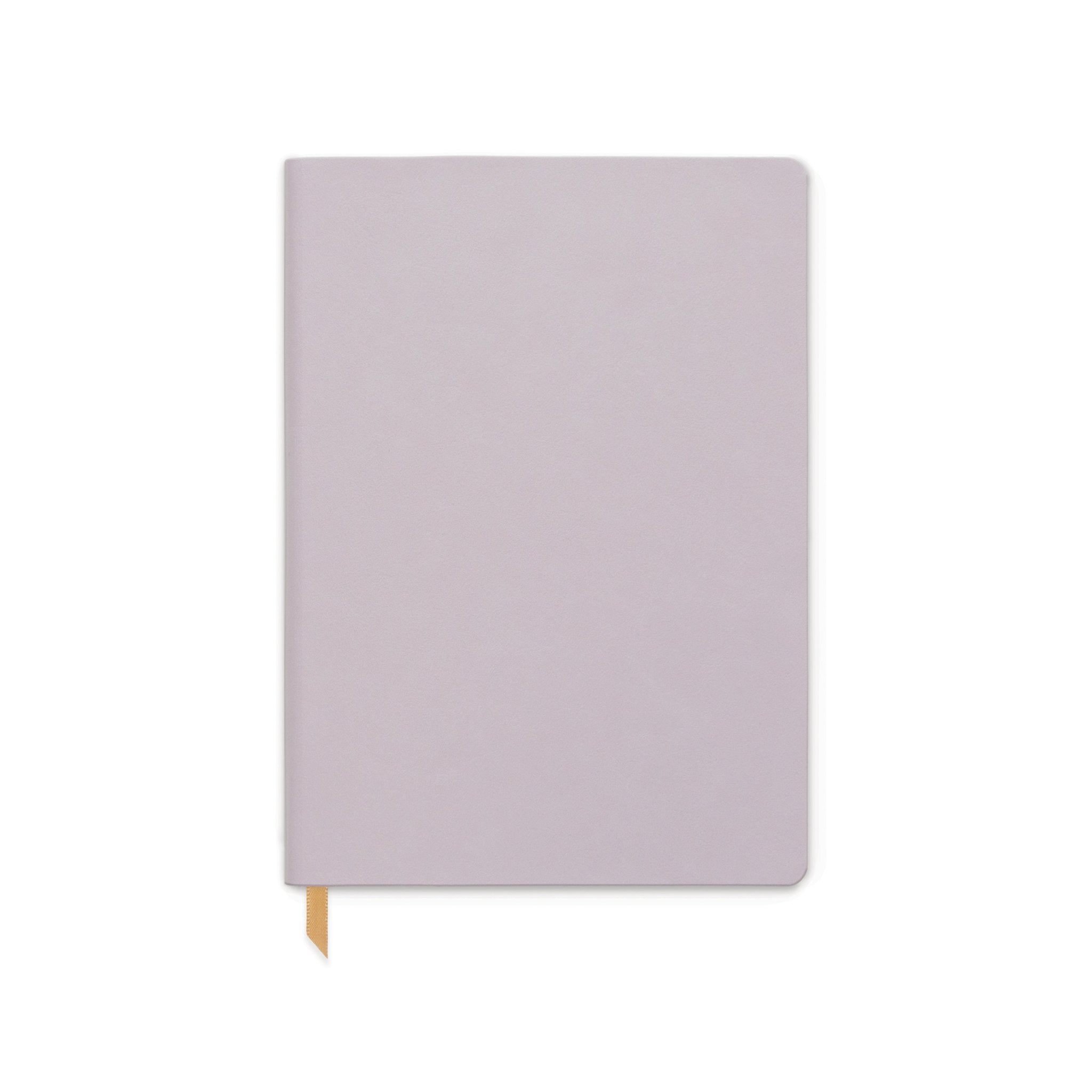 Planner sin fecha Dusty Lilac - Vegan Leather Flex Cover