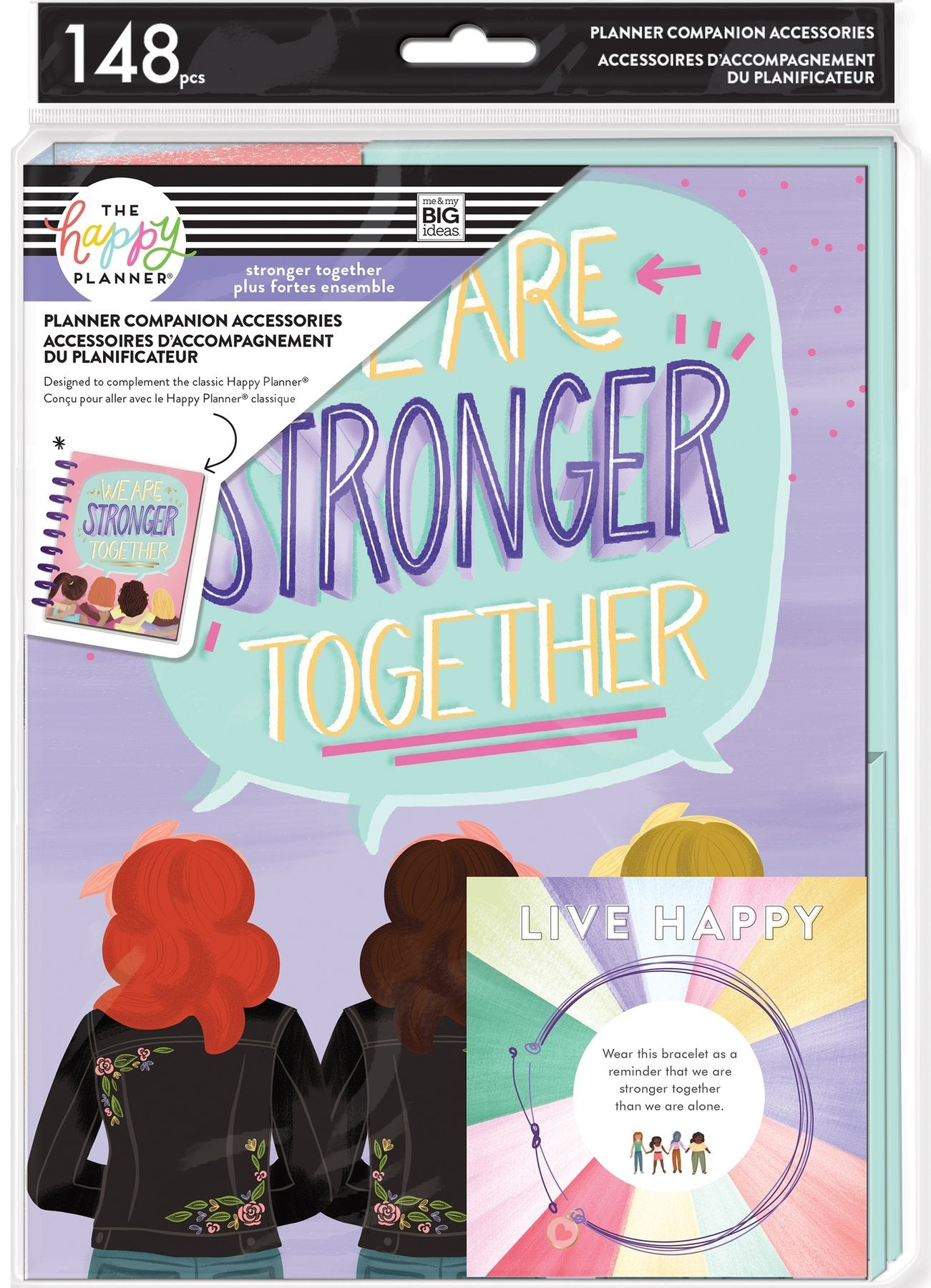 Classic Planner Companion - Stronger Together