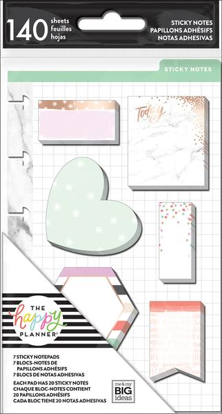 Sticky Notes - Minty Fresh - Mini