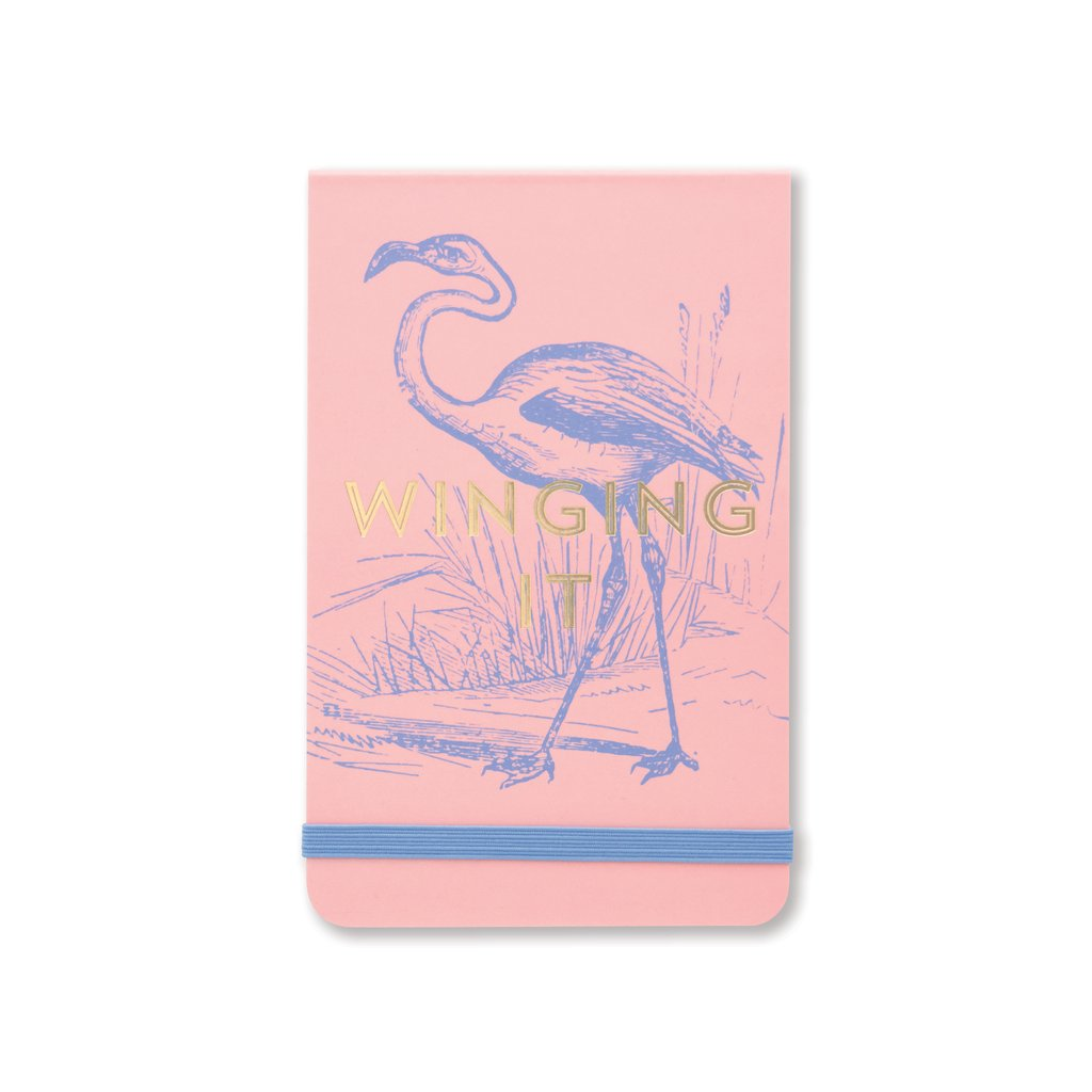 Winging It Purse Note Pad