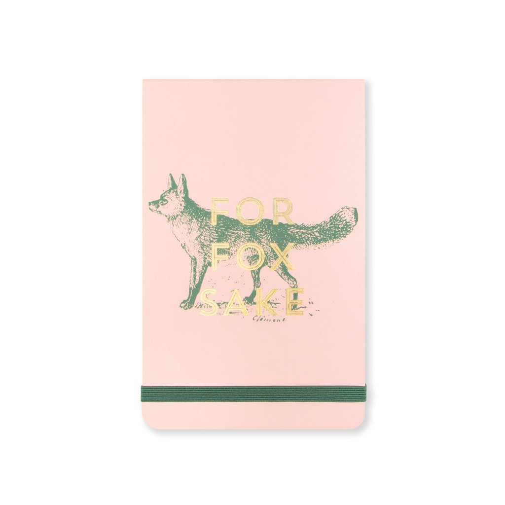 For Fox Sake Purse Note Pad