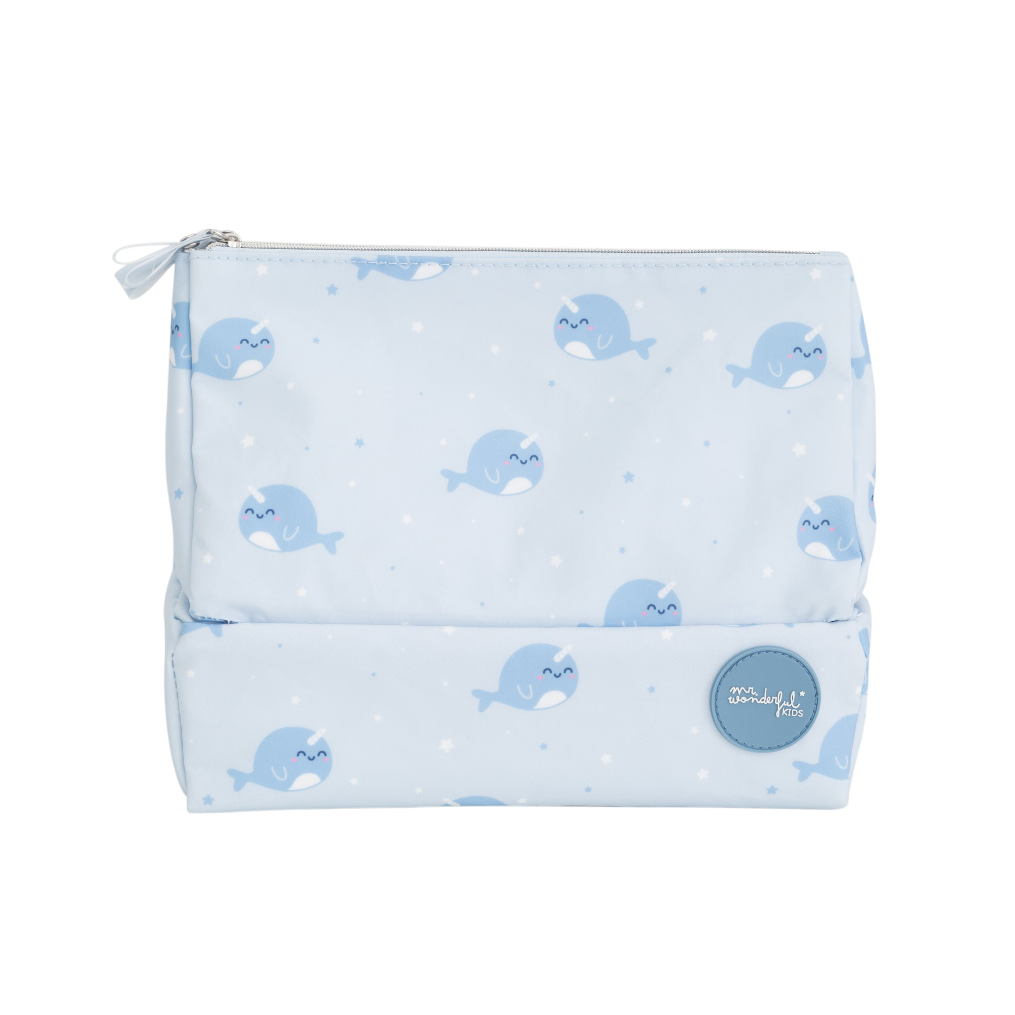 Baby toiletries bag