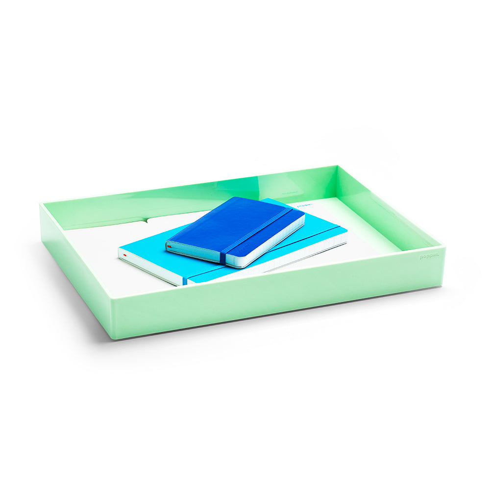 Large Accessory Tray, Mint