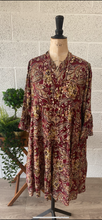 Load image into Gallery viewer, Small Print Paisley Dress
