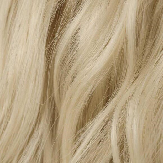24inch 8pcs Wavy Clip in Blonde Synthetic Hair Extensions for women