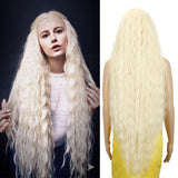 Cosplay Synthetic Lace Front Wig