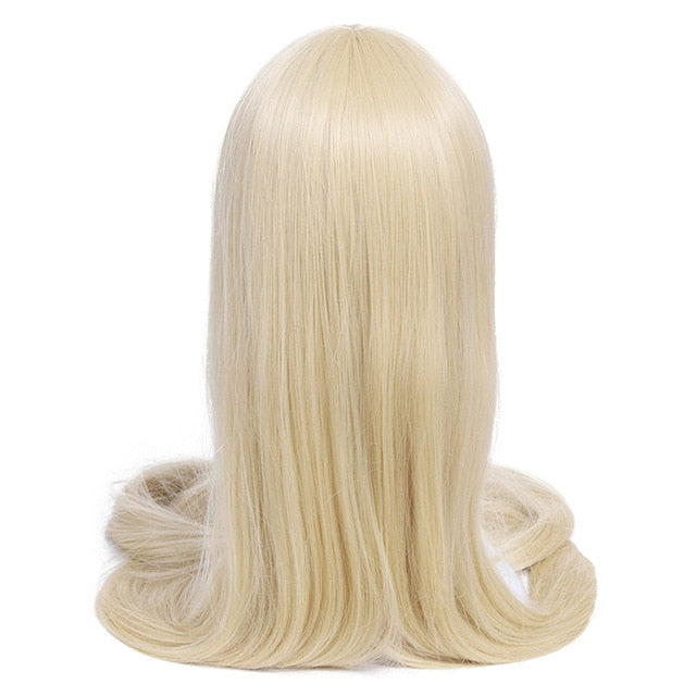 Synthetic Hair Perucas Cosplay Wig